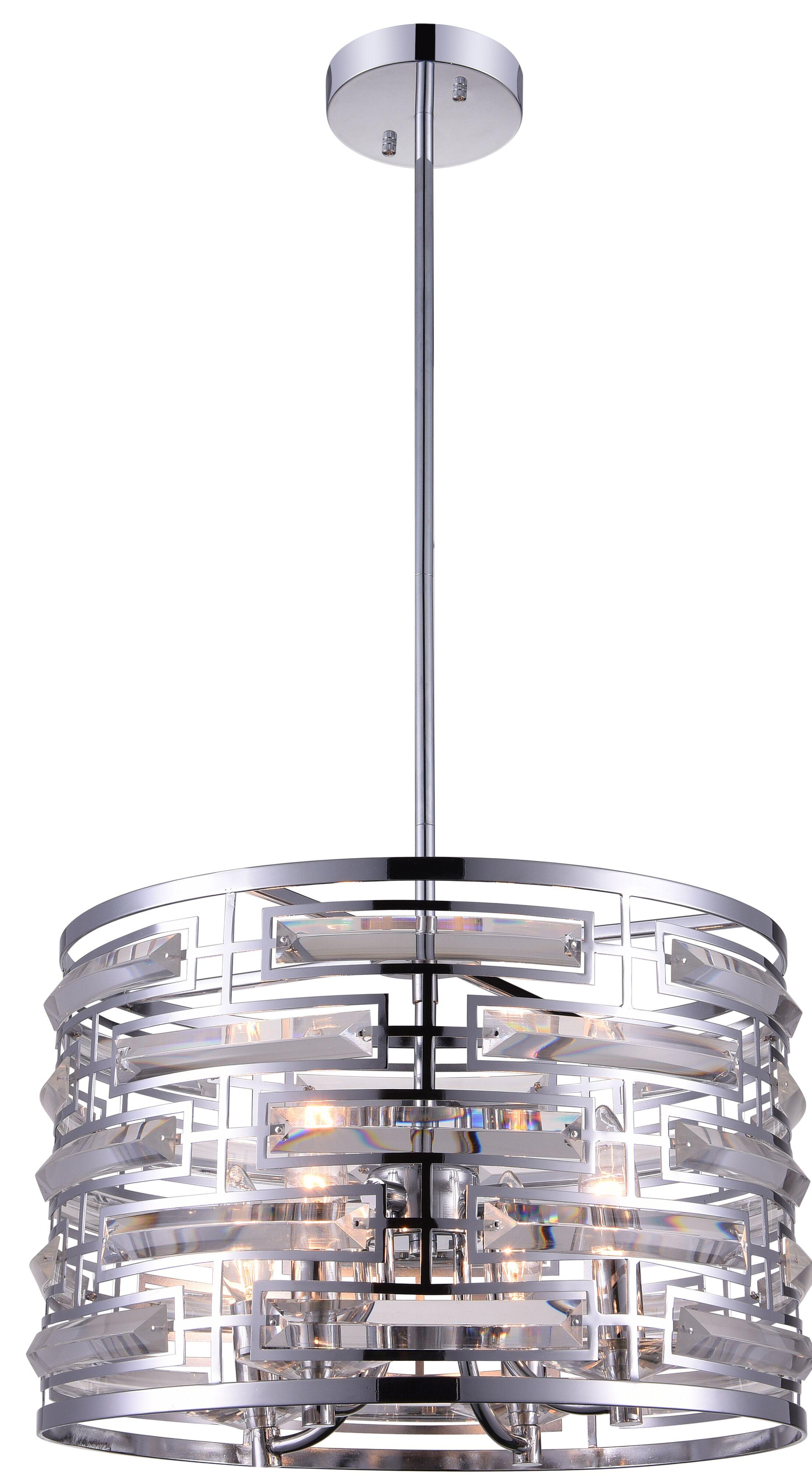 Petia 4-Light Pendant