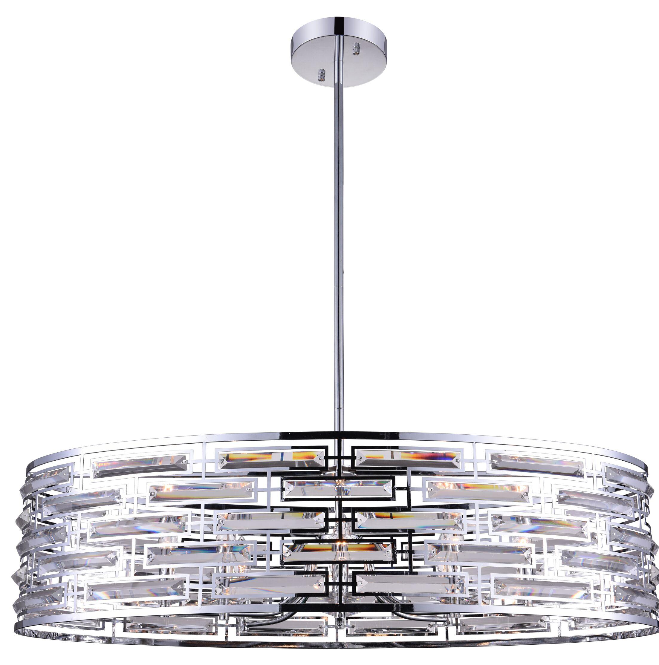 Petia 8-Light Pendant