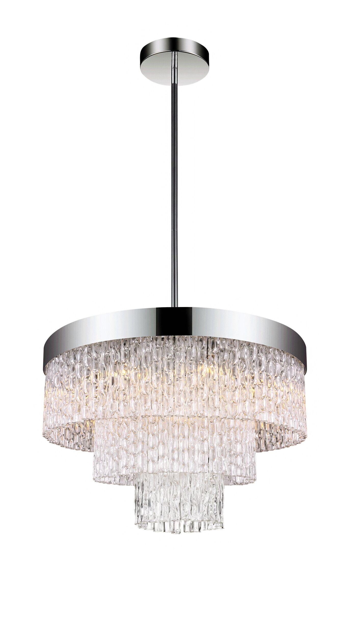 Carlotta 6-Light  LED  Chandelier