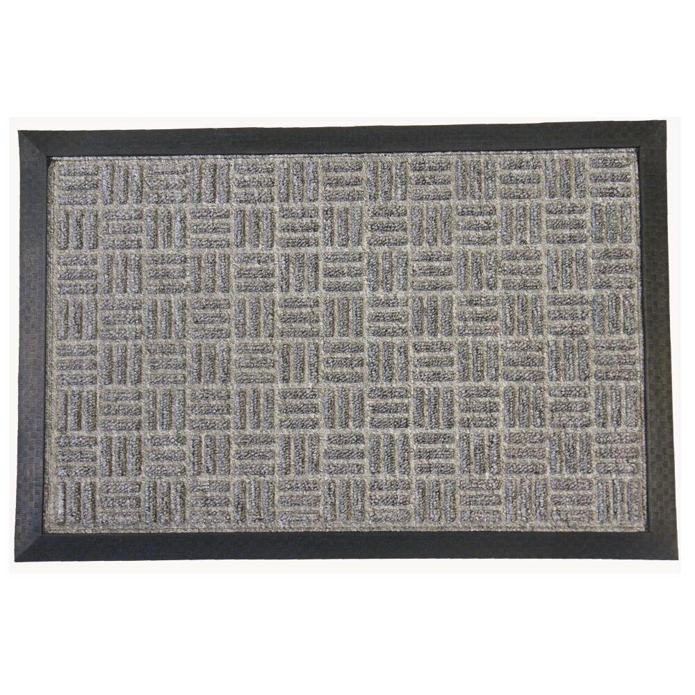 Wellington Doormat Color: Gray