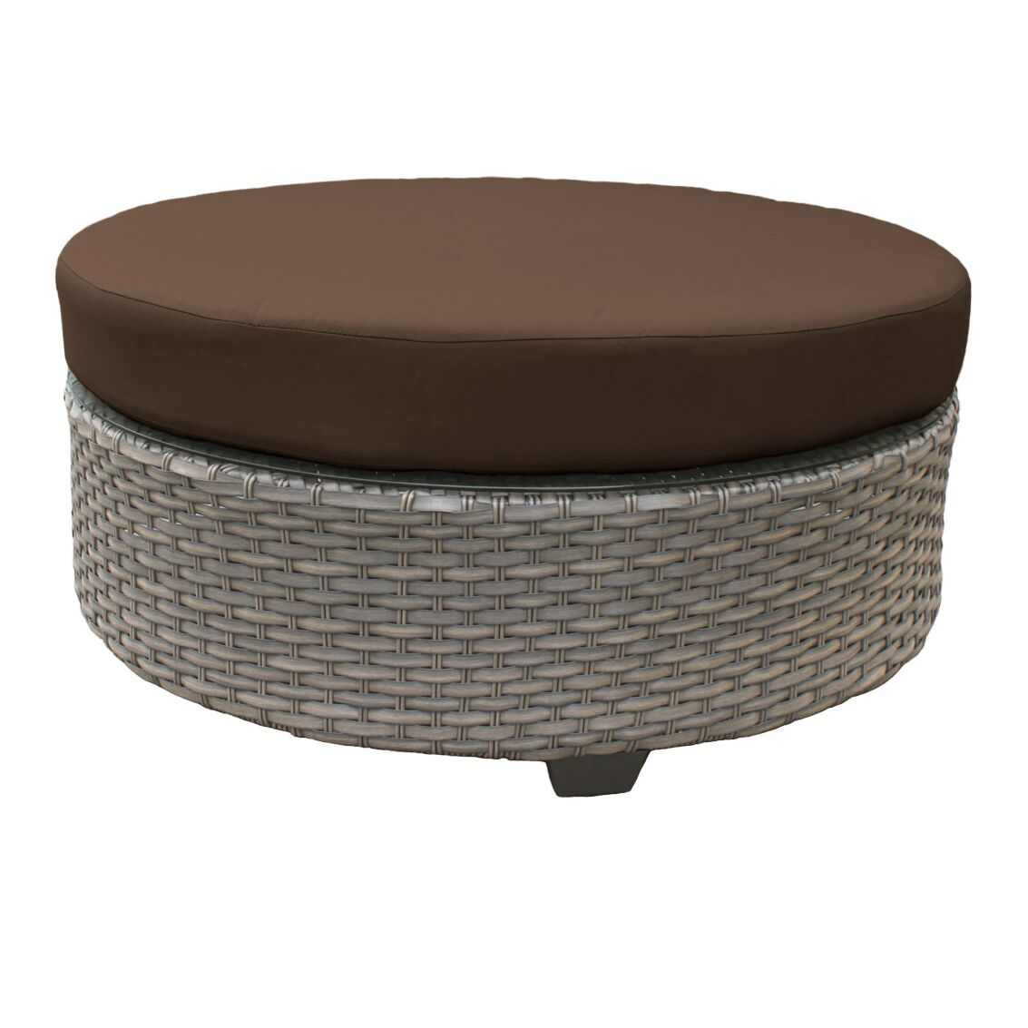 Florence Coffee Table Color: Cocoa