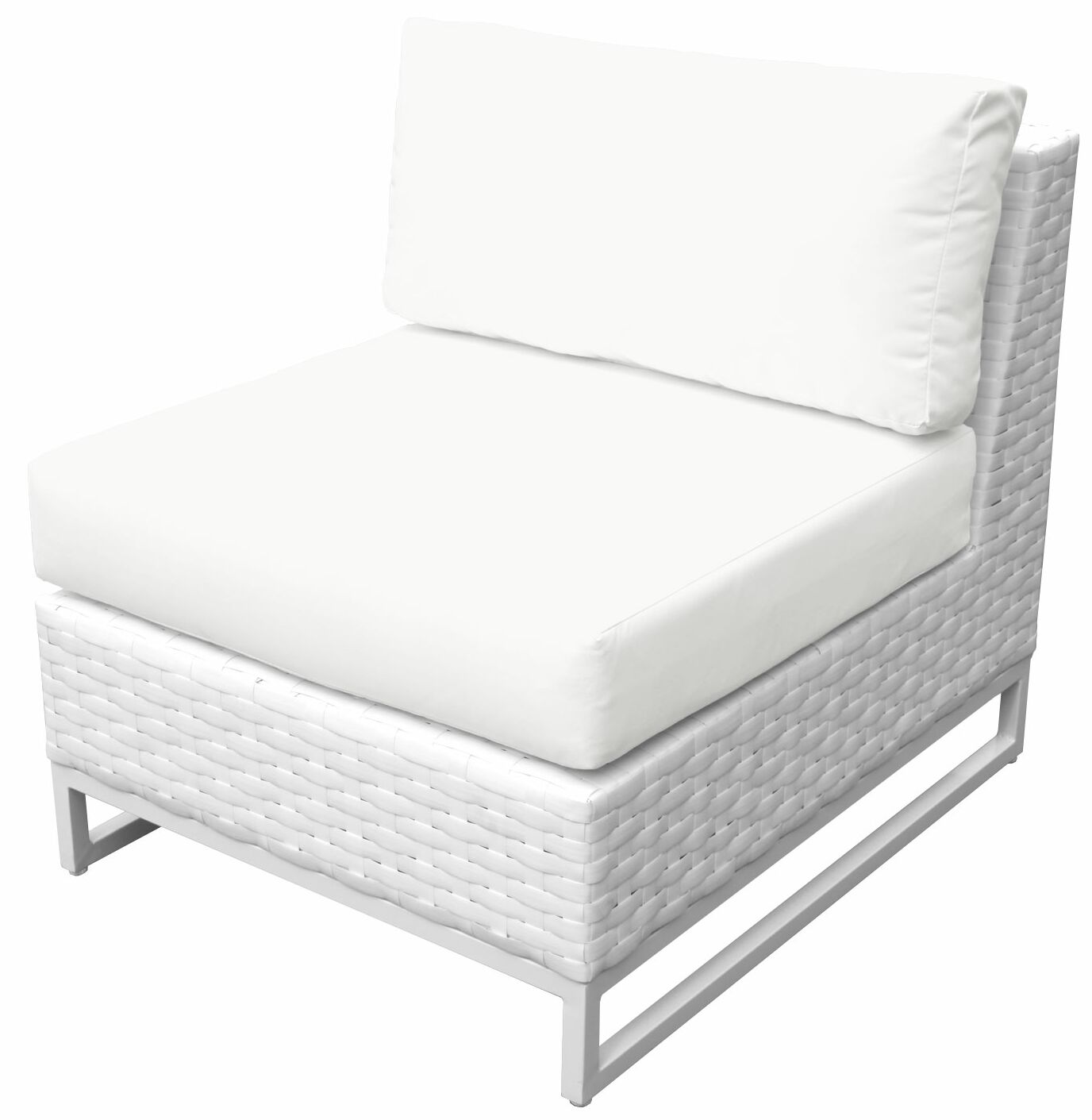 Miami 6 Piece Sofa Set with Cushions Fabric: Aruba