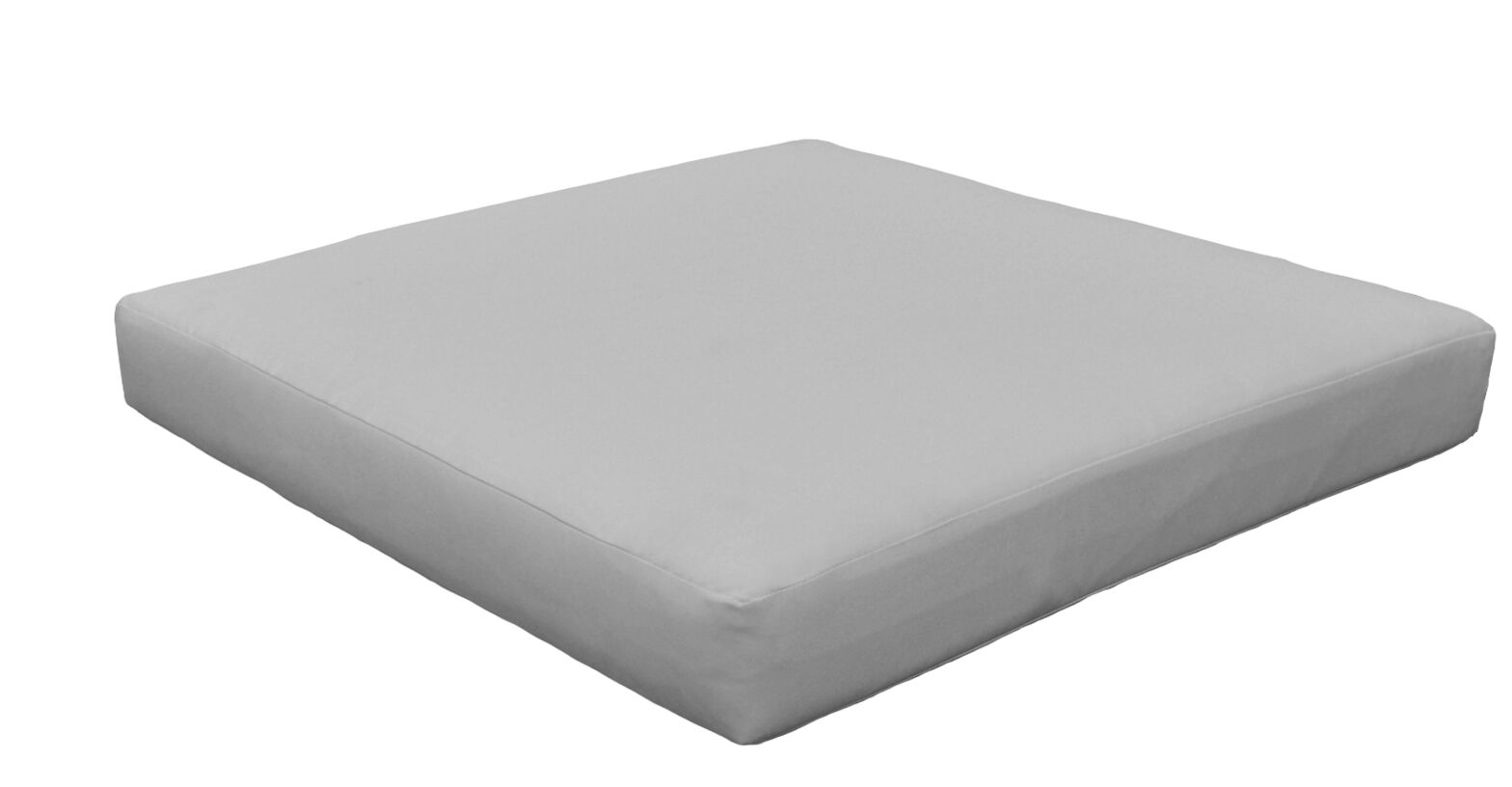 Outdoor Ottoman Cushion Size: 6