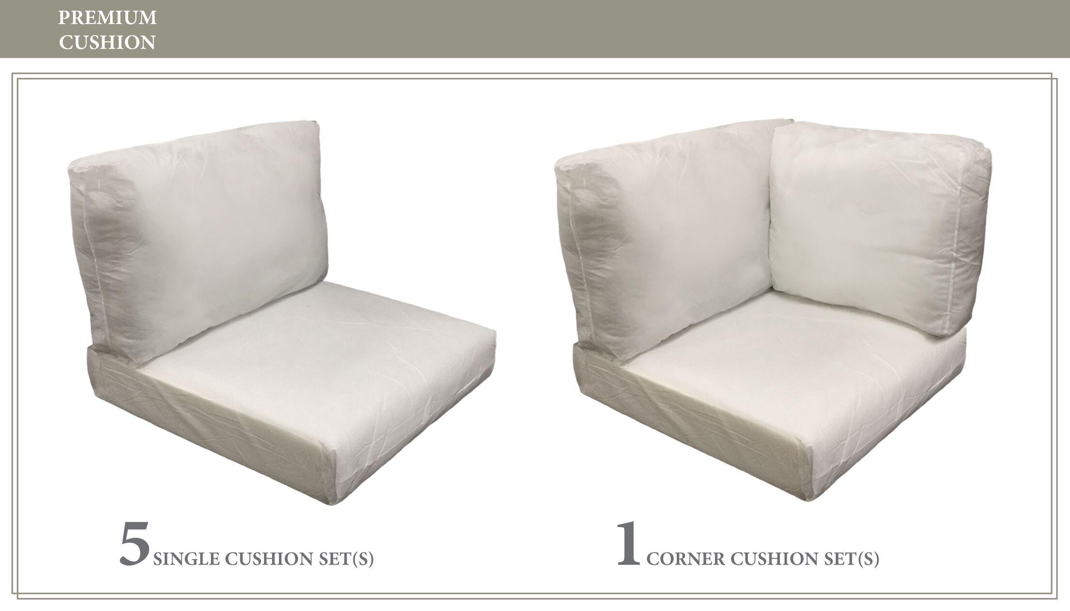 Eldredge 13 Piece Outdoor Cushion Set