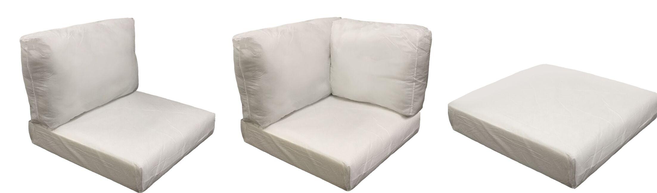 Fairmont Outdoor 21 Piece Lounge Chair Cushion Set