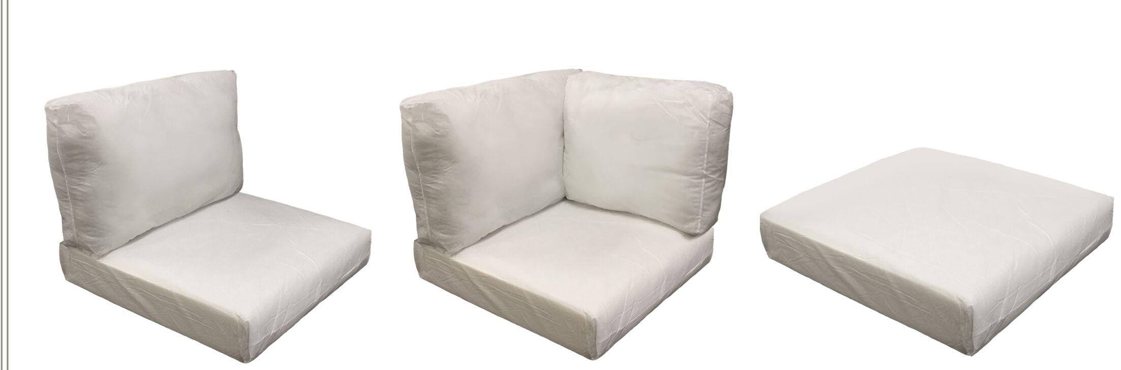 Fairmont Outdoor 23 Piece Lounge Chair Cushion Set