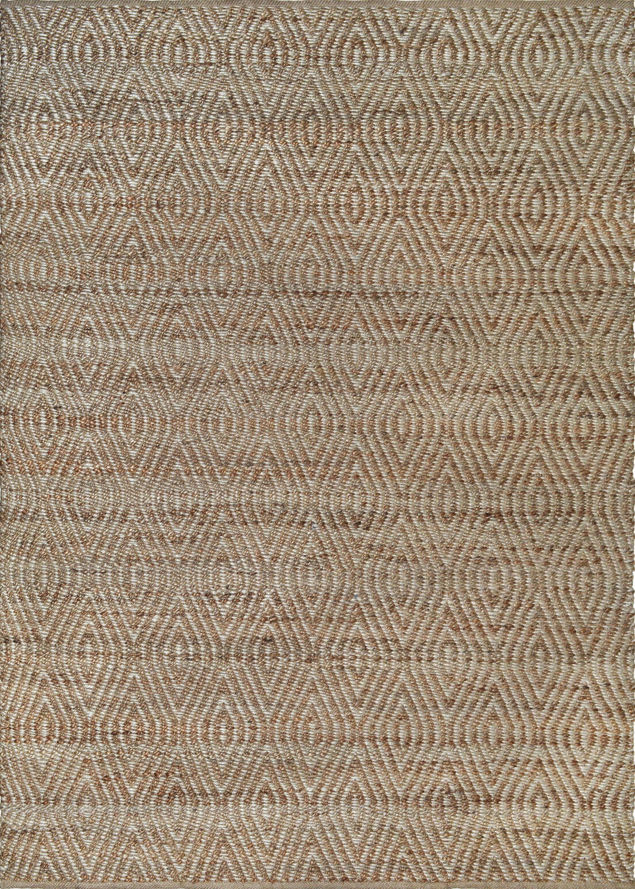 Lai Hand Woven Taupe Area Rug