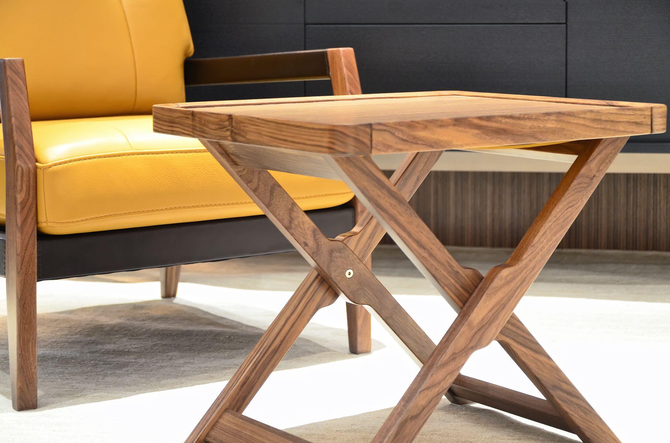 Coronado Marchetti End Table Color: Walnut