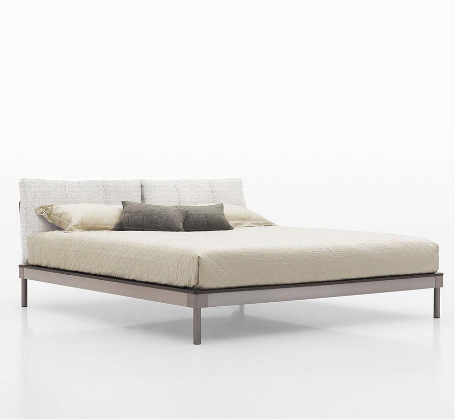 Dora Upholstered Platform Bed Size: King
