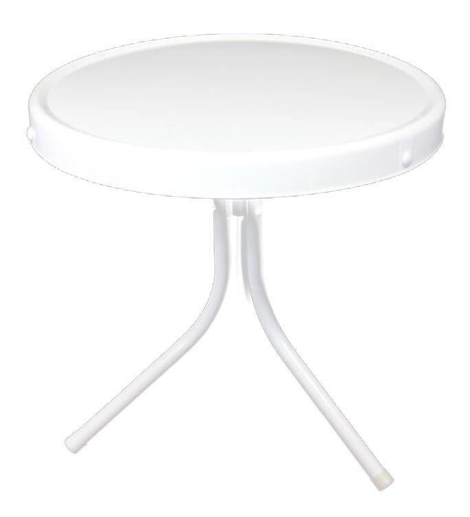 Bistro Table Finish: White
