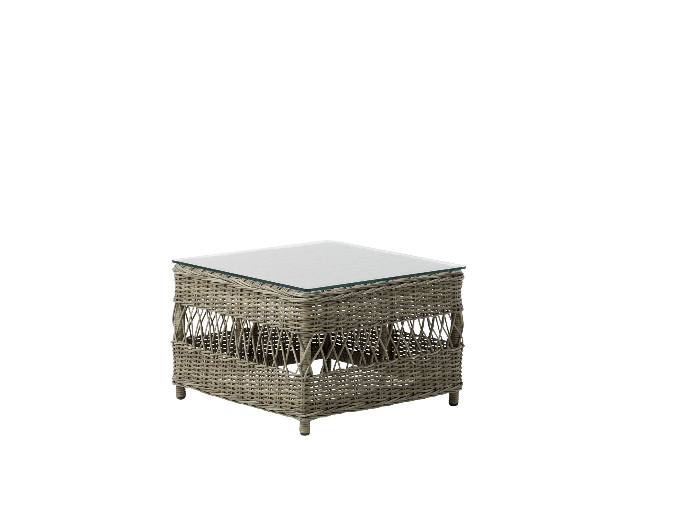 Outlook Rattan Side Table