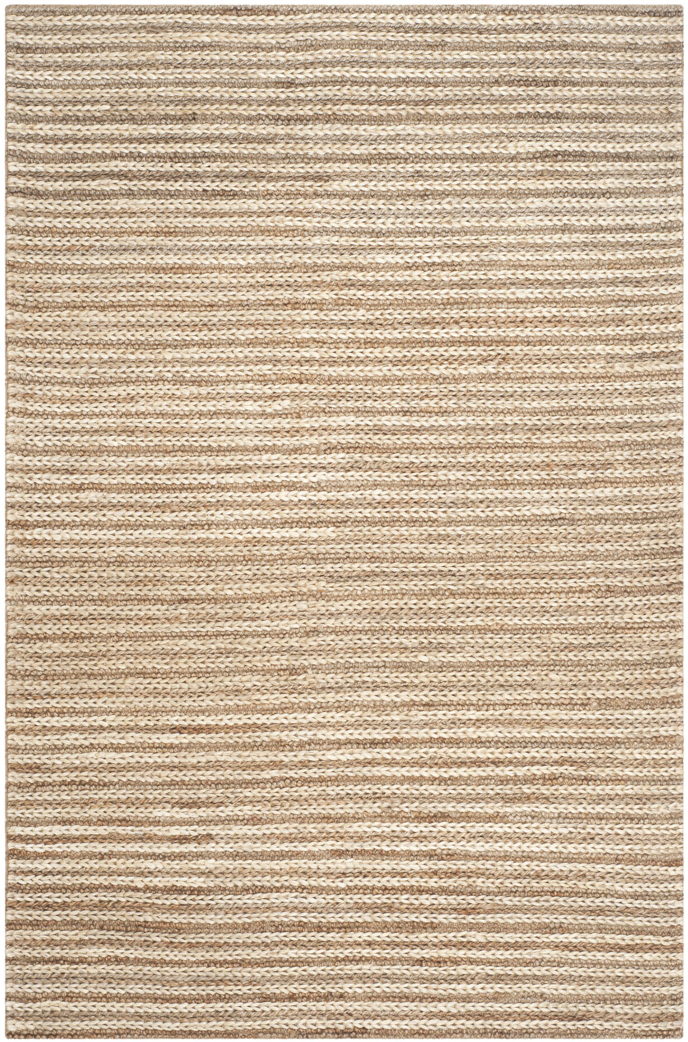 Hand-Woven Area Rug Rug Size: Rectangle 5' x 8'