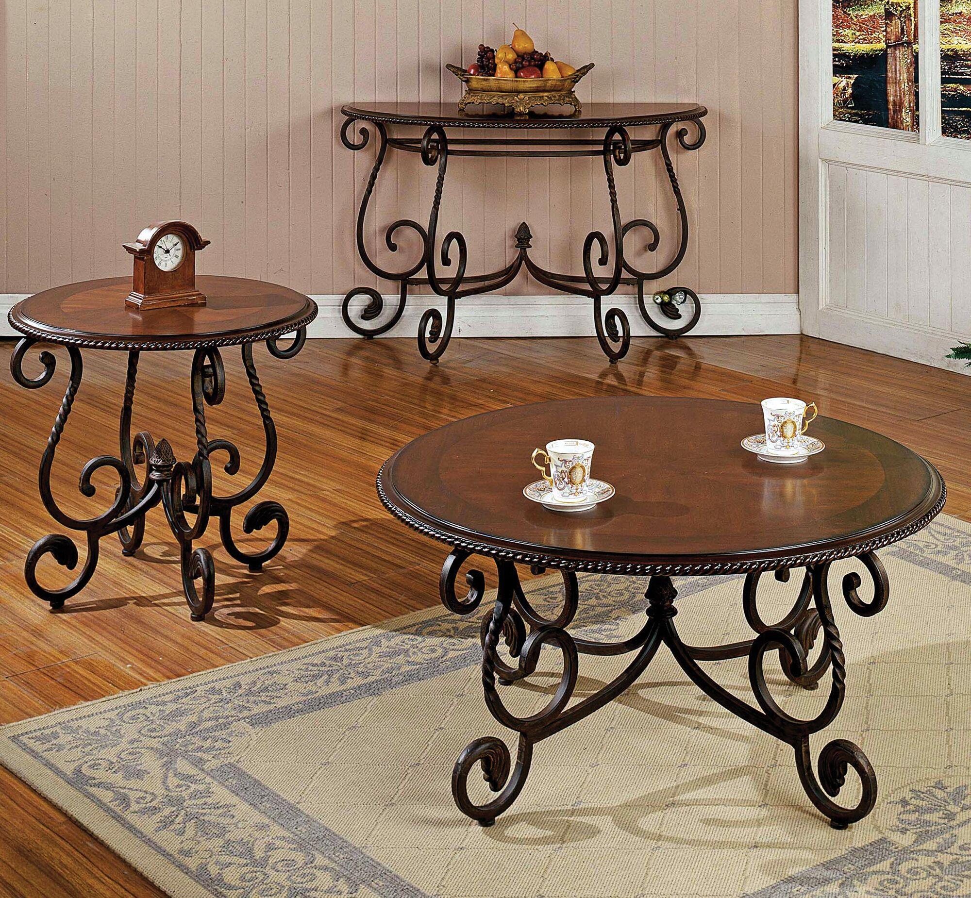 Glen End Table