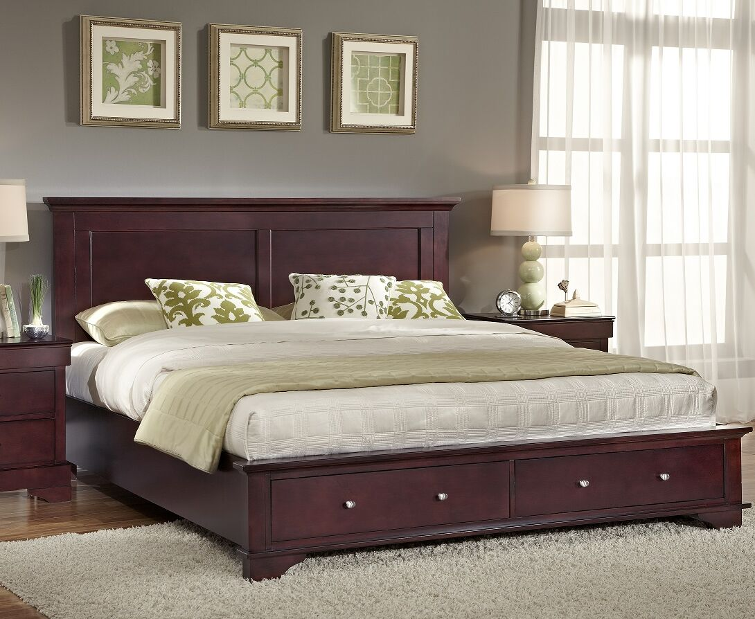 Donvers Platform Bed Size: King