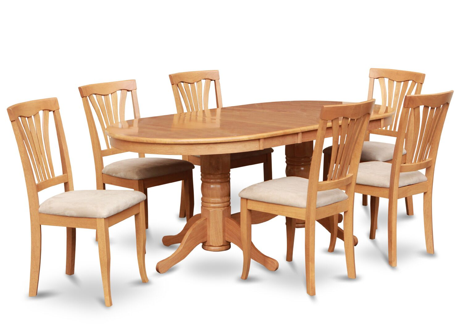 Dining Table Sets Rockdale 7 Piece Extendable Dining Set