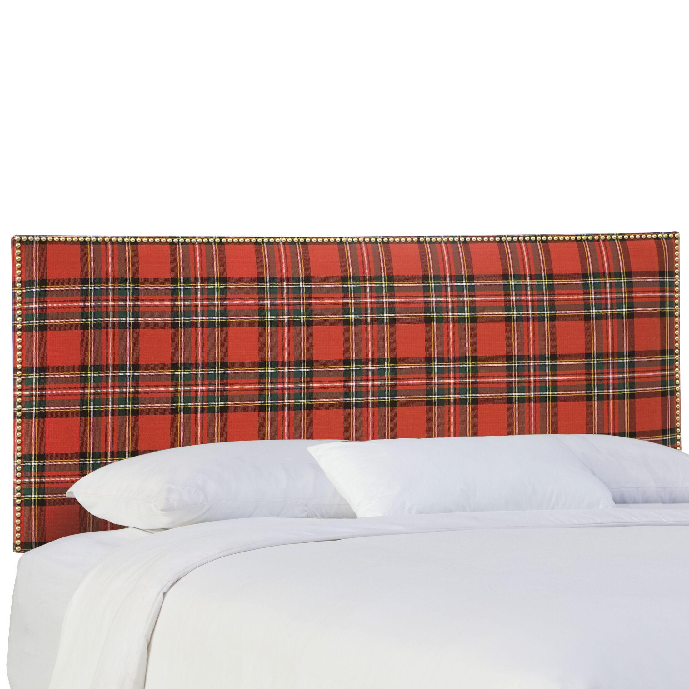 Simonds Upholstered Panel Headboard Size: Queen