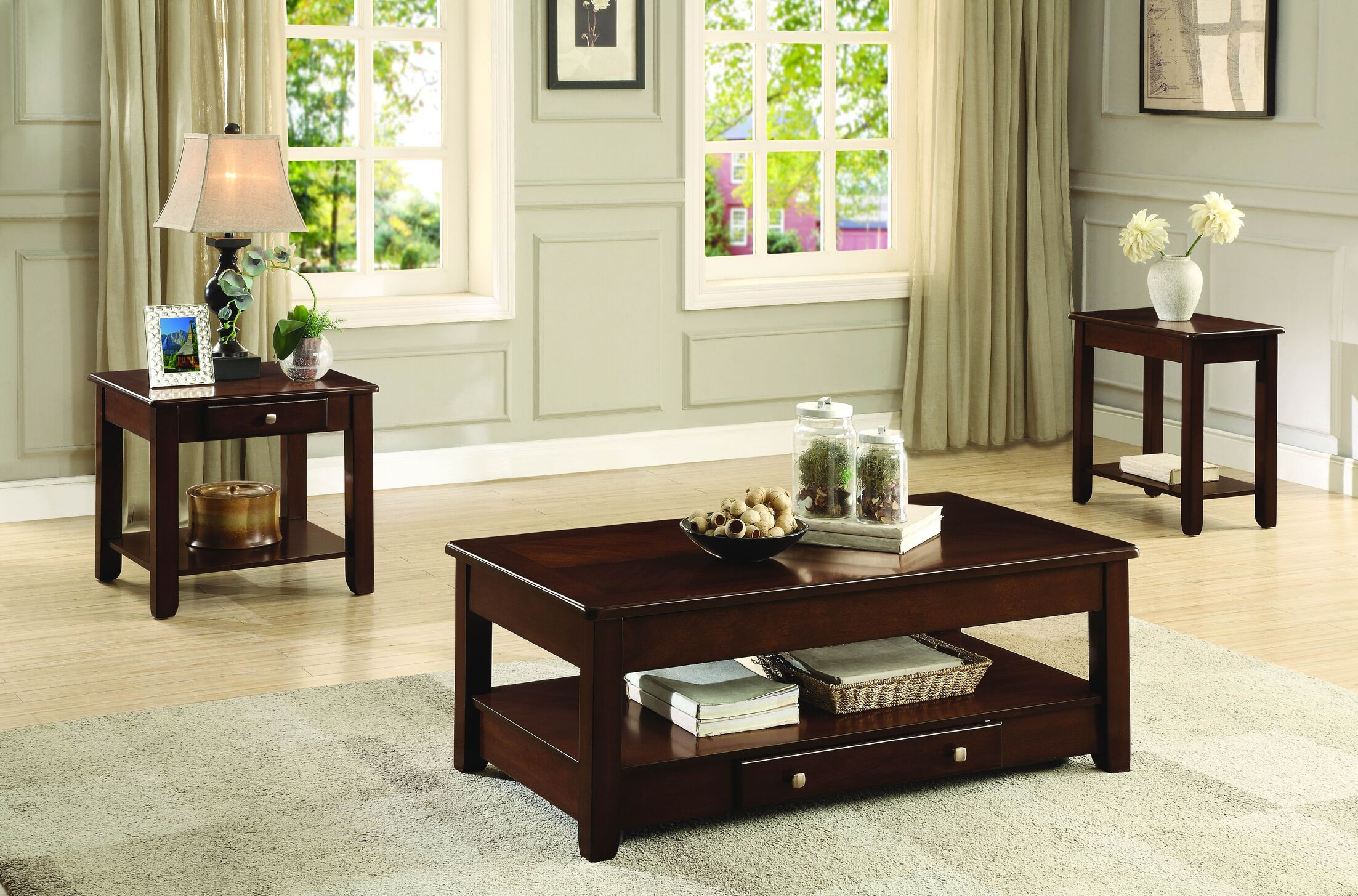 Medora Lift Top Coffee Table