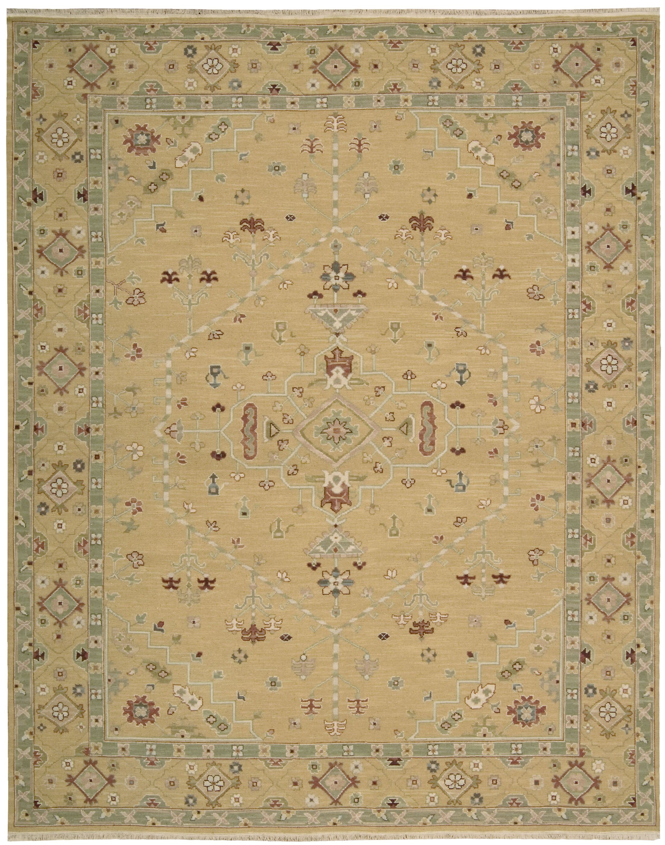 Cullen Hand-Woven Toffee Area Rug Rug Size: Rectangle 5'10