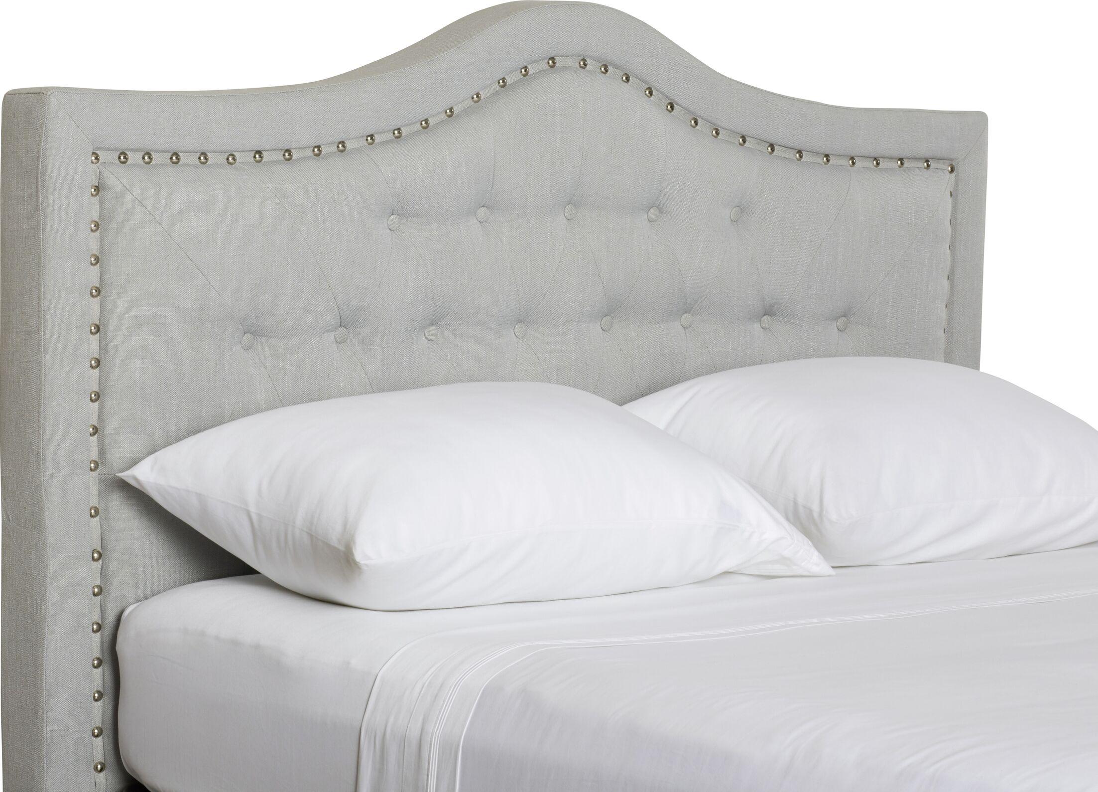 Sampson Upholstered Panel Headboard Size: Full/Queen