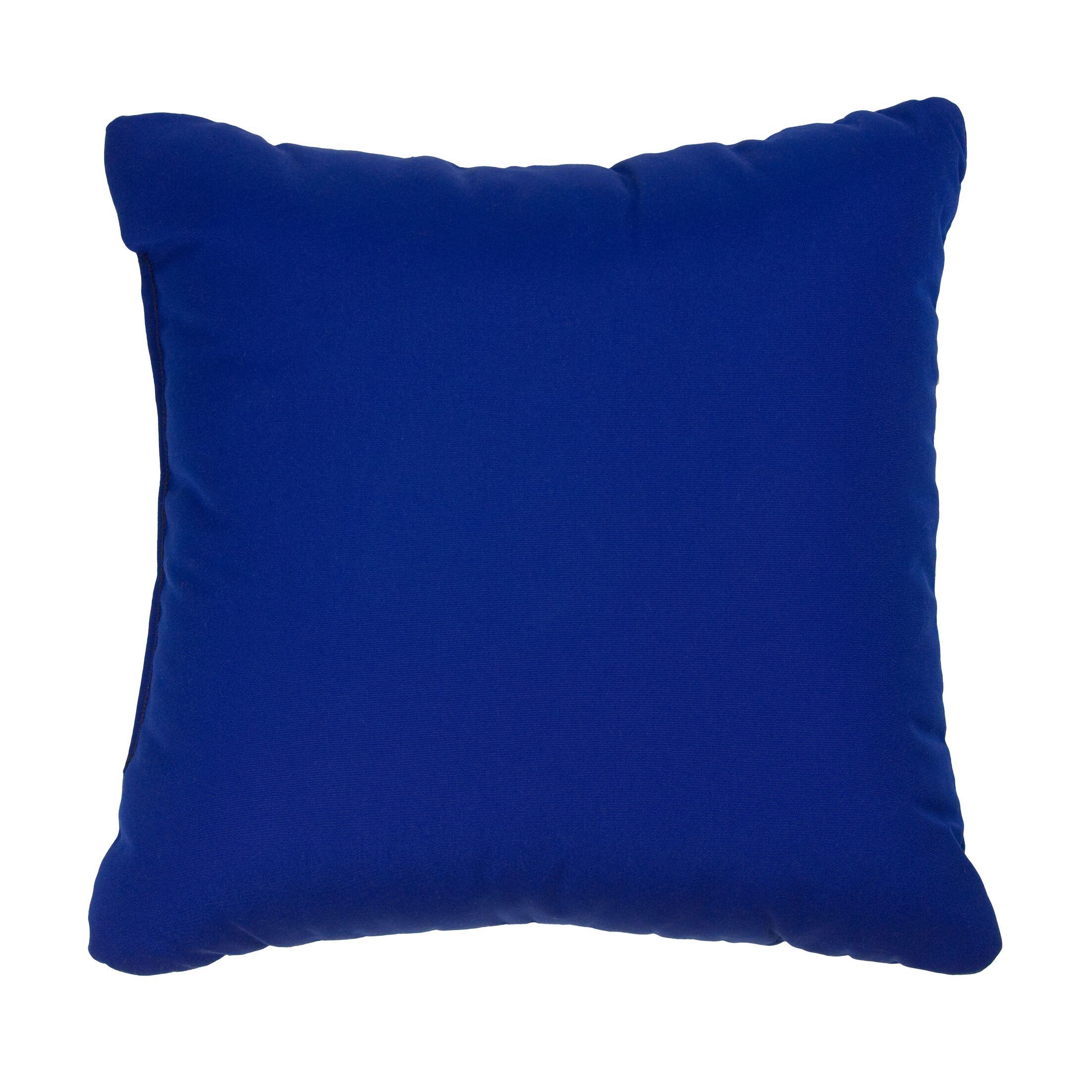 Deborah Outdoor Throw Pillow Size: 22