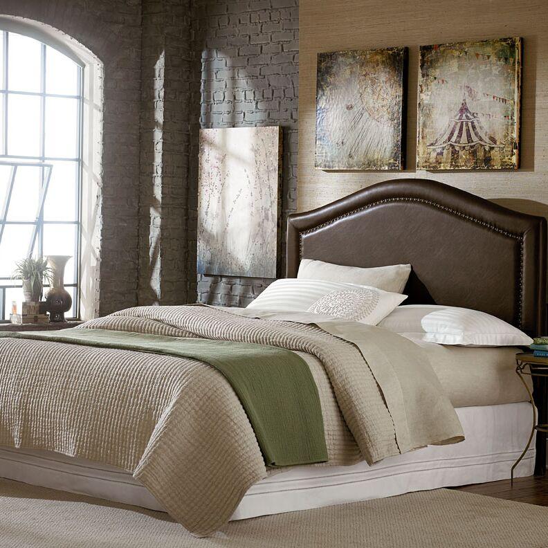 Prenda Queen Upholstered Panel Bed