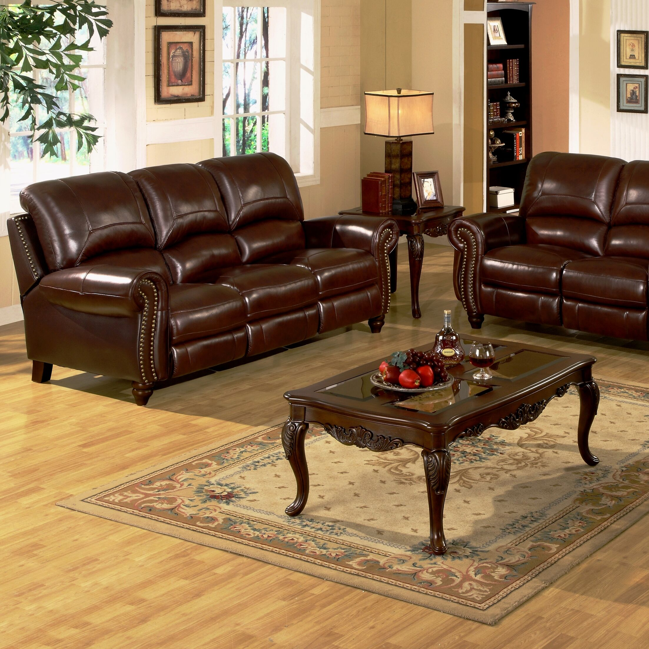 Kahle Reclining Configurable Living Room Set