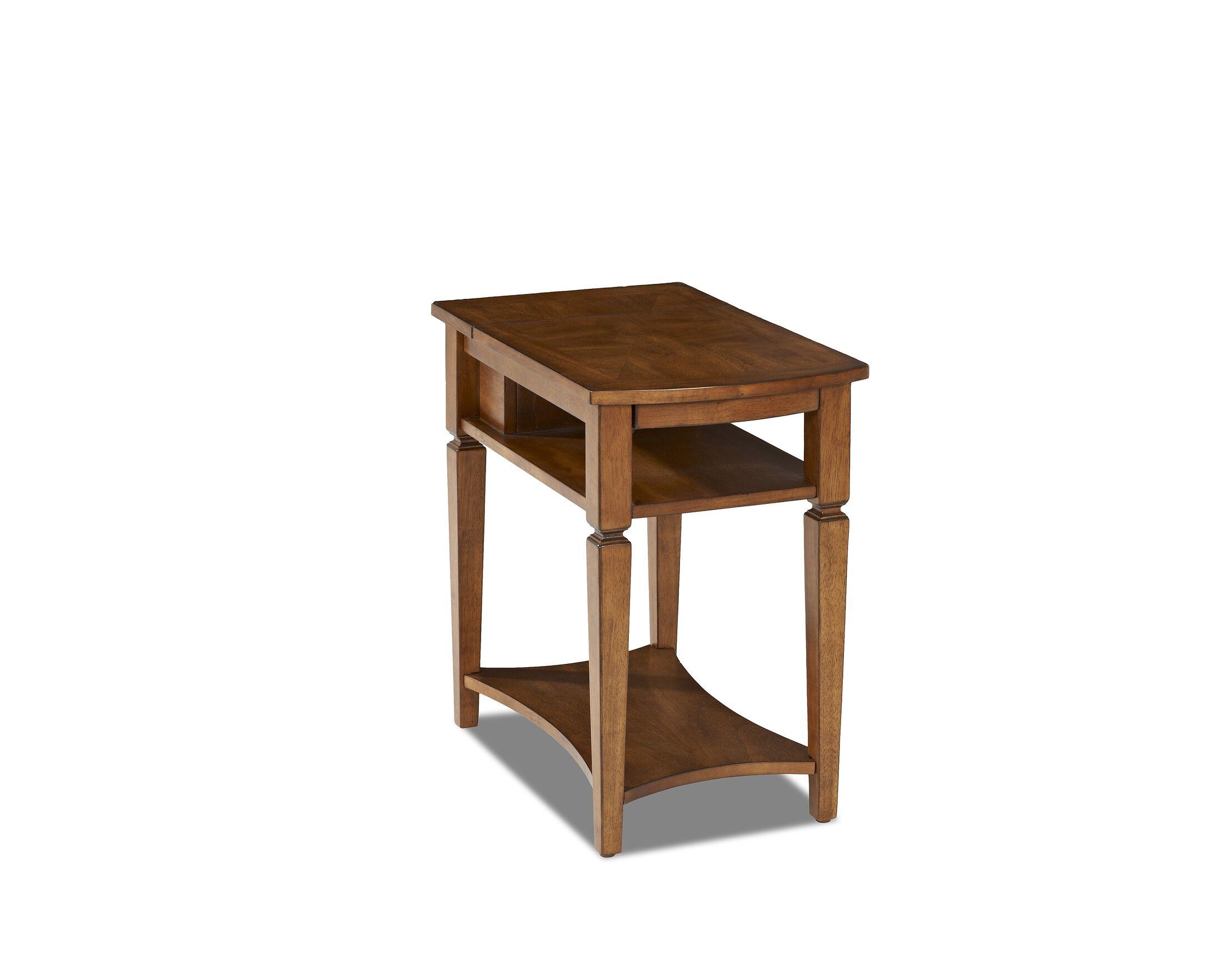 Mahaffey Chairside Table