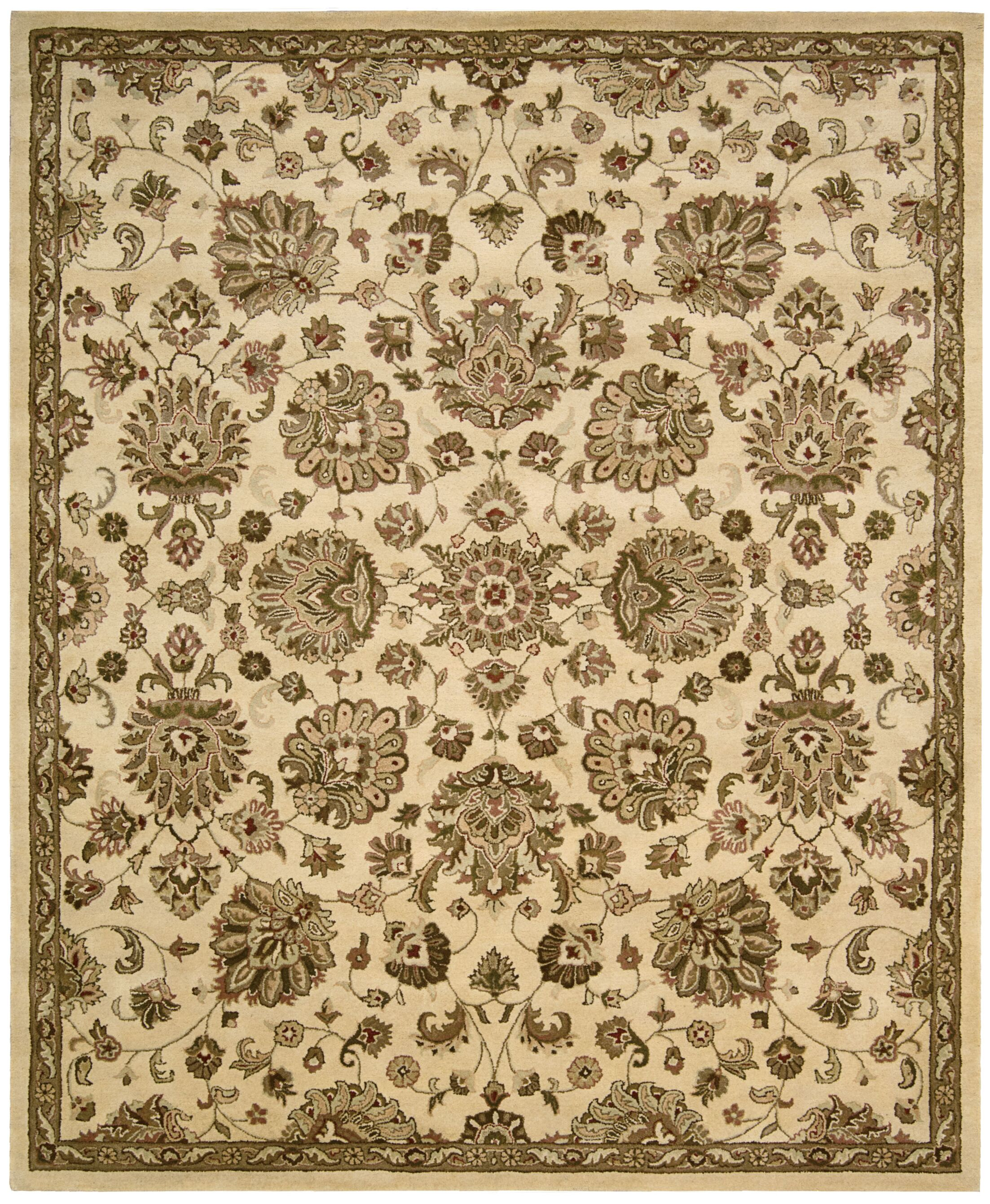 Delaware Area Rug Rug Size: Rectangle 8'3