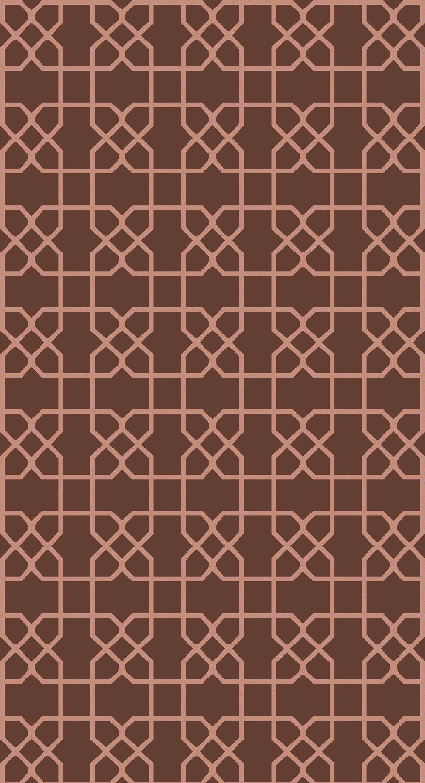 Rarden Mocha Area Rug Rug Size: Rectangle 6' x 9'