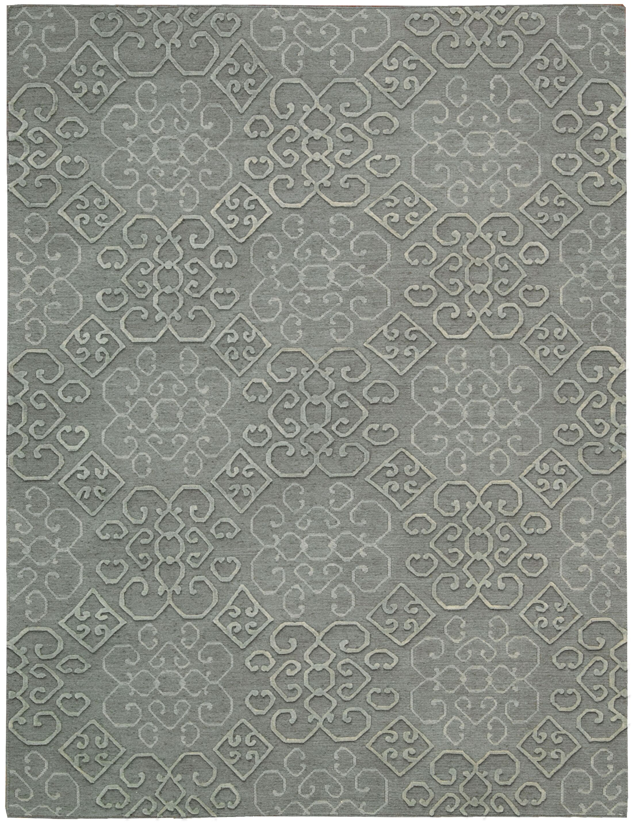Cedarwood Hand-Woven Slate Area Rug Rug Size: Rectangle 5'6