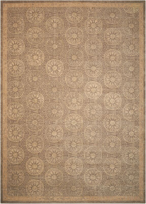 Hillsboro Sand Area Rug Rug Size: Rectangle 8'6