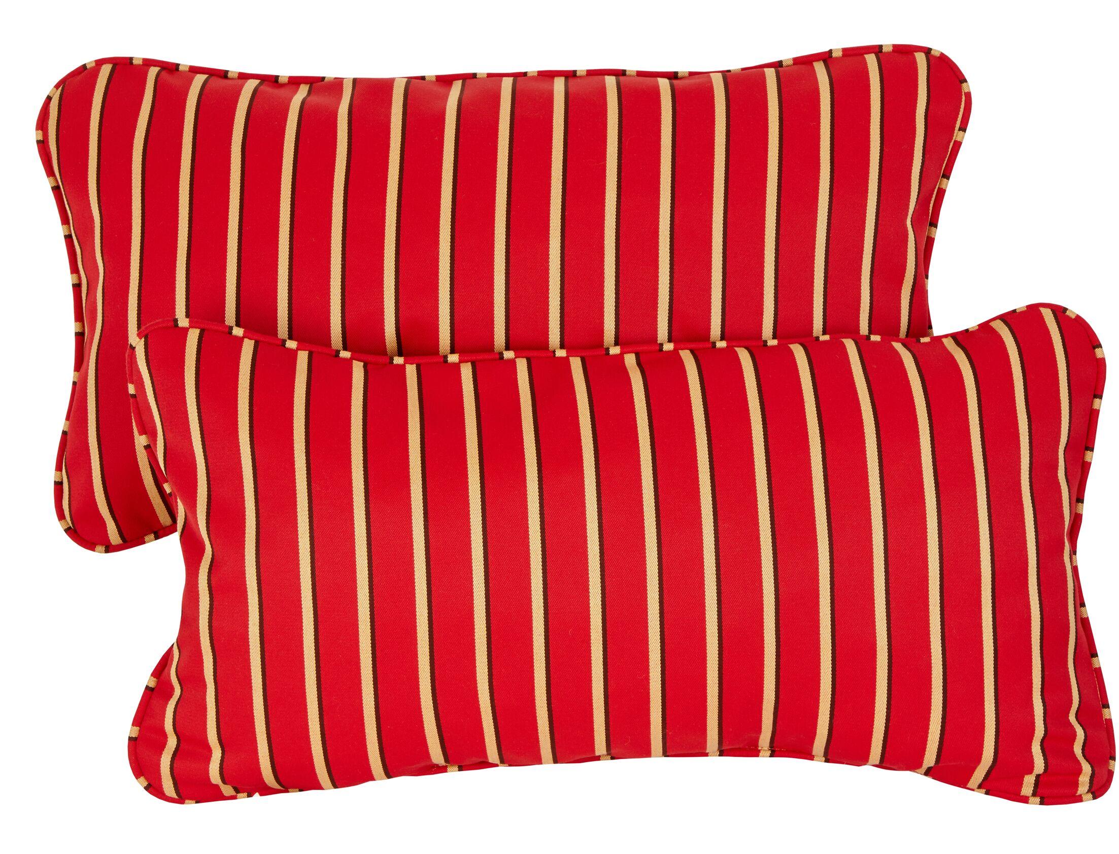 Coddington Outdoor Lumbar Pillow Size: 12