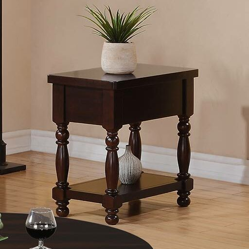 Hawkes Chairside Table