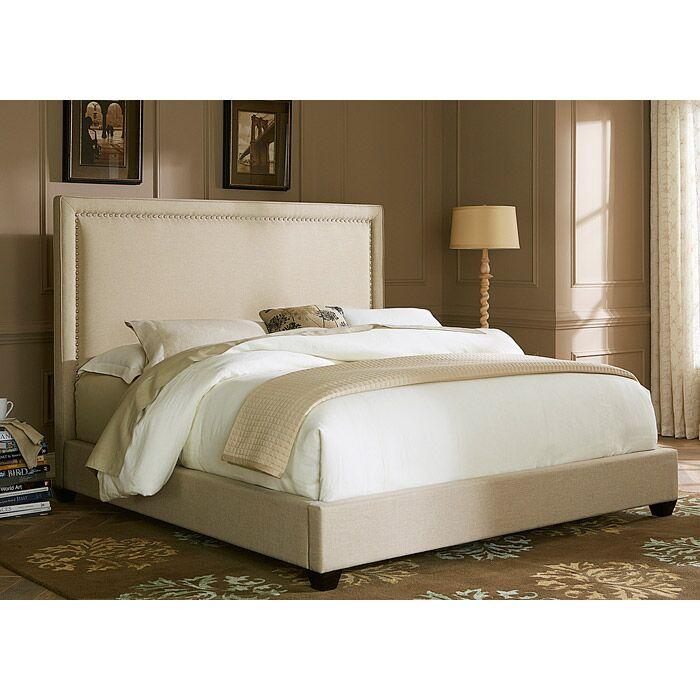 Easingwold Upholstered Platform Bed Size: King