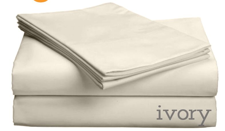 Valerie 618 Thread Count Thin Pocket Sheet Set Color: White, Size: Extra-Long Full