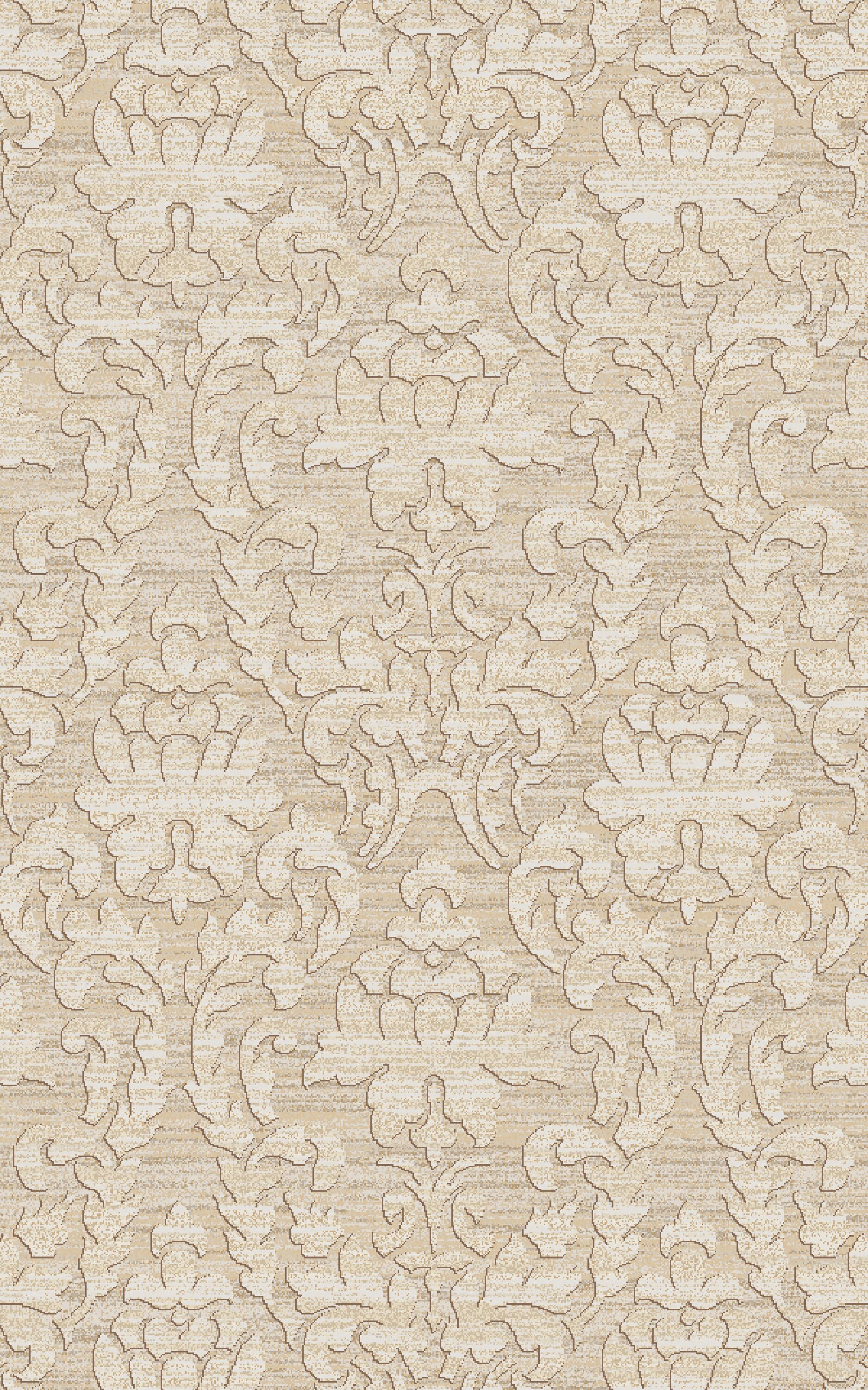 Limewood Ivory Rug Rug Size: Rectangle 8' x 11'