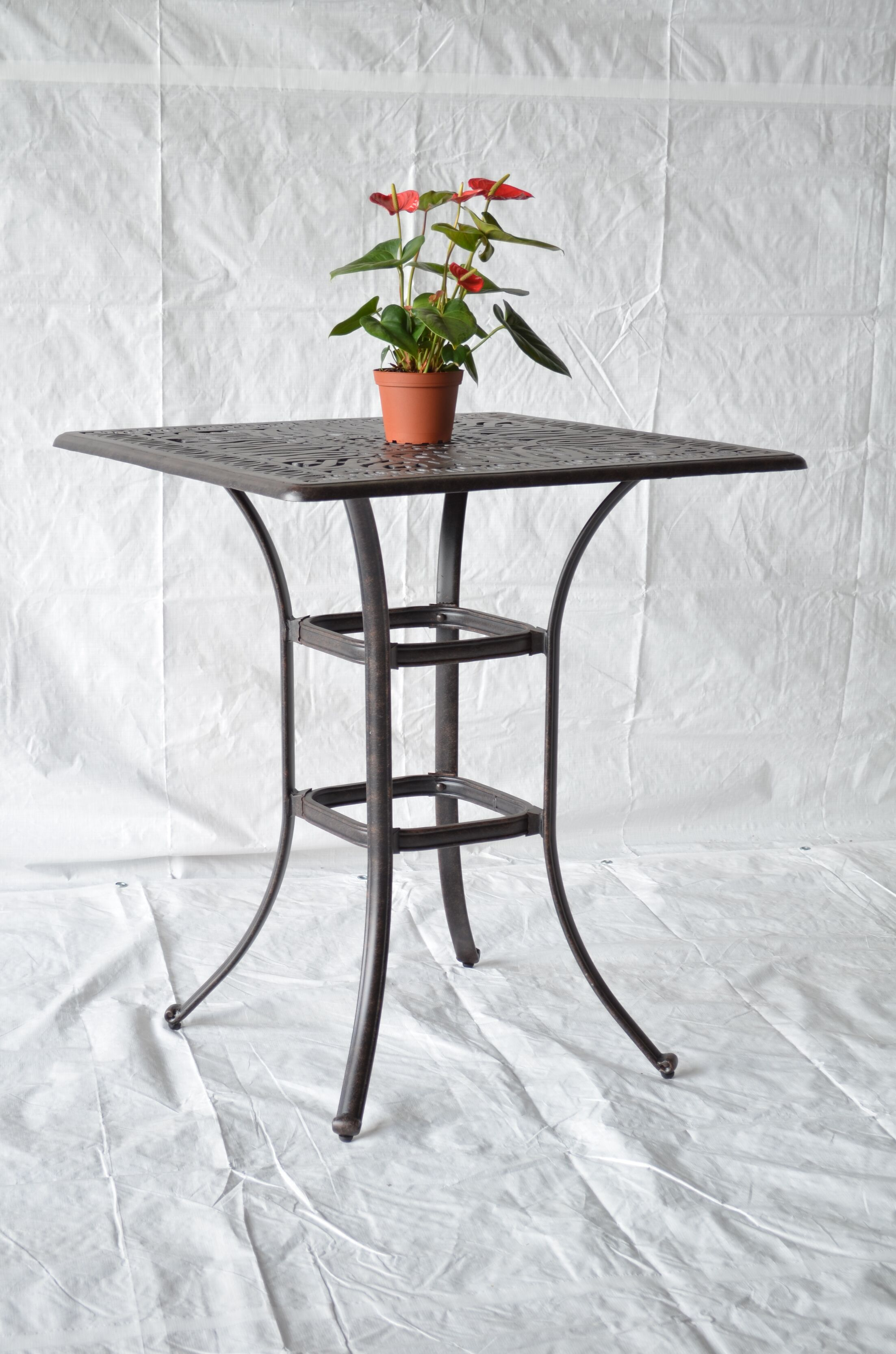 Nola Bar Table Table Size: 64