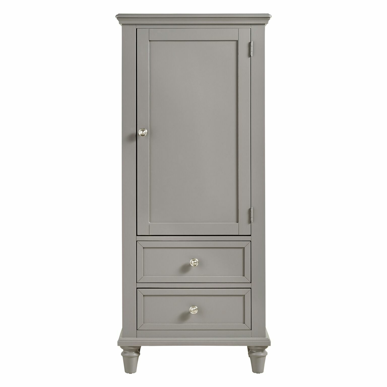 Rae Armoire Color: Frost Gray