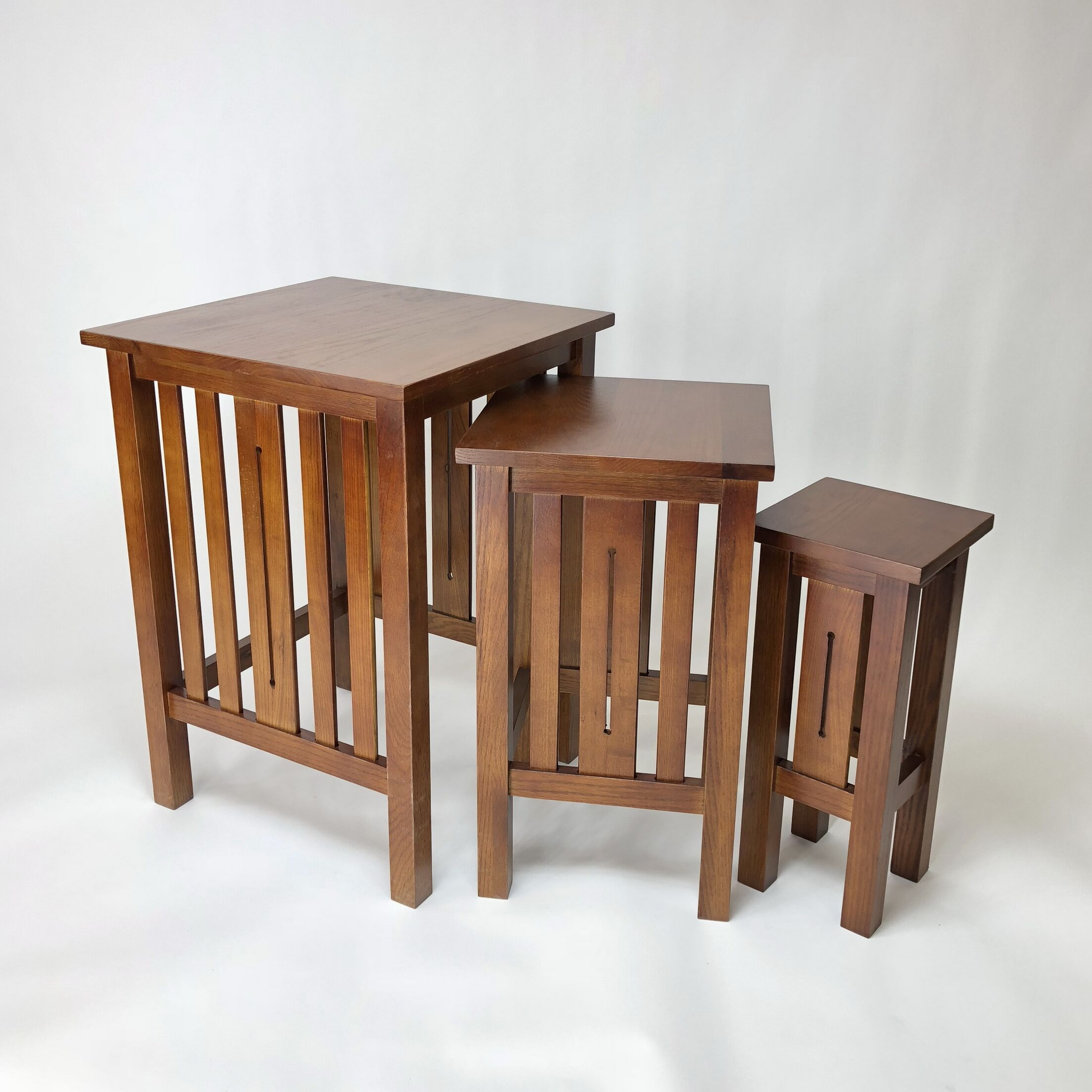 Folcroft 3 Piece Nesting Tables