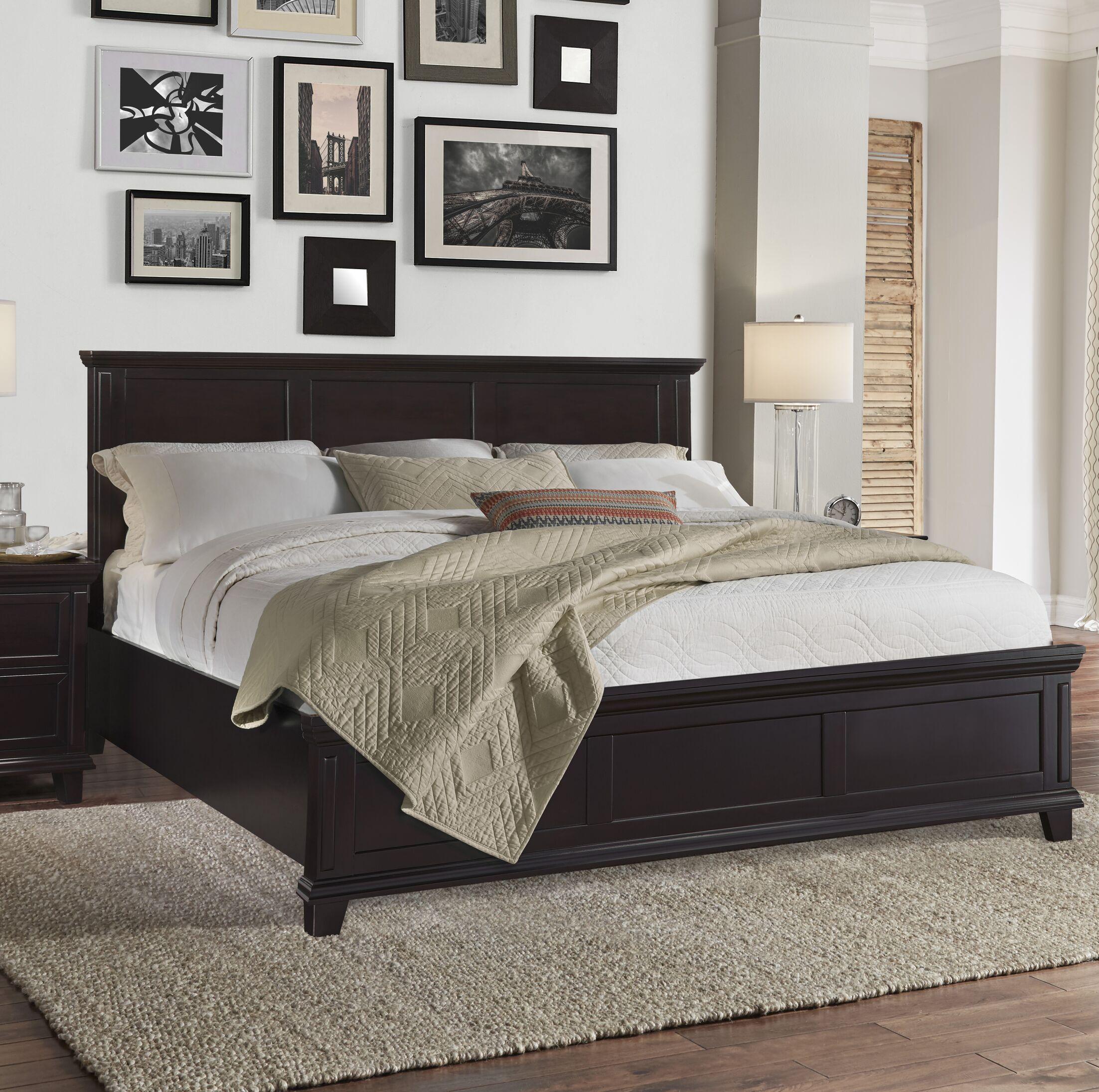 Mozelle Platform Bed Size: King