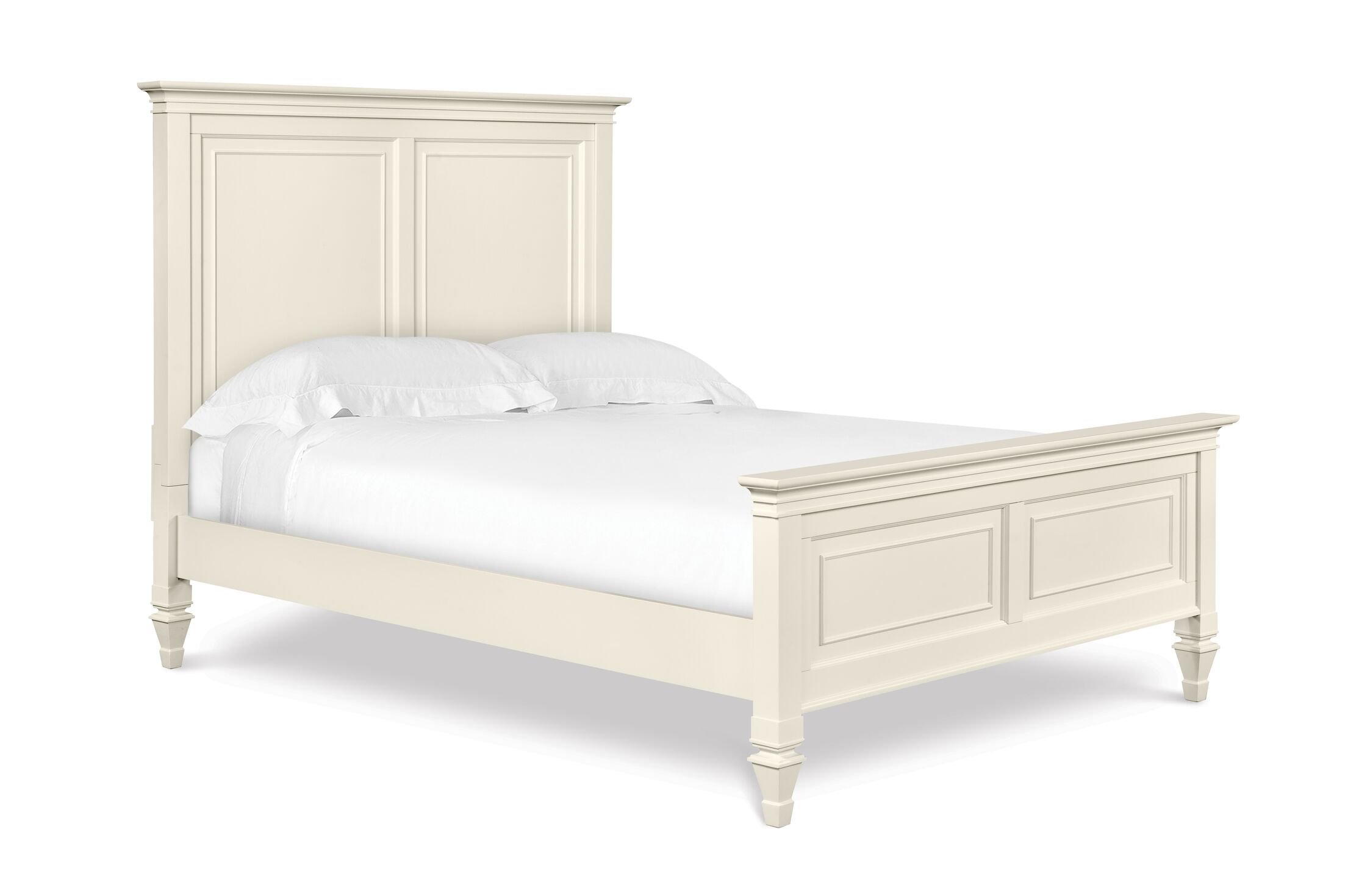 Keister Panel Headboard Size: King
