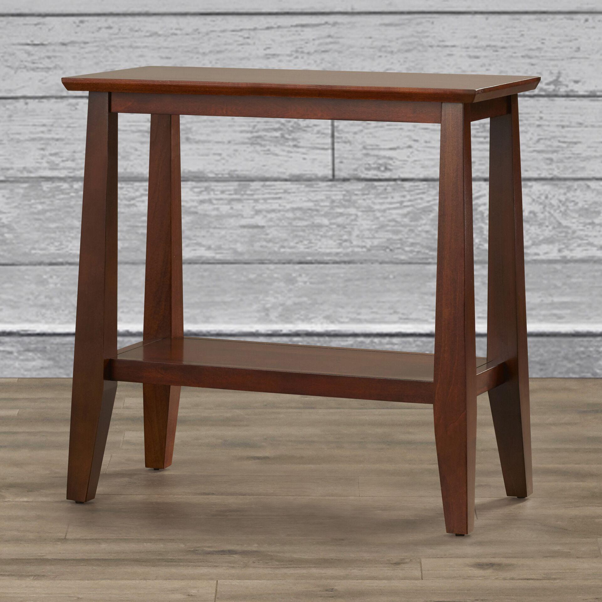 Hazleton Chairside Table