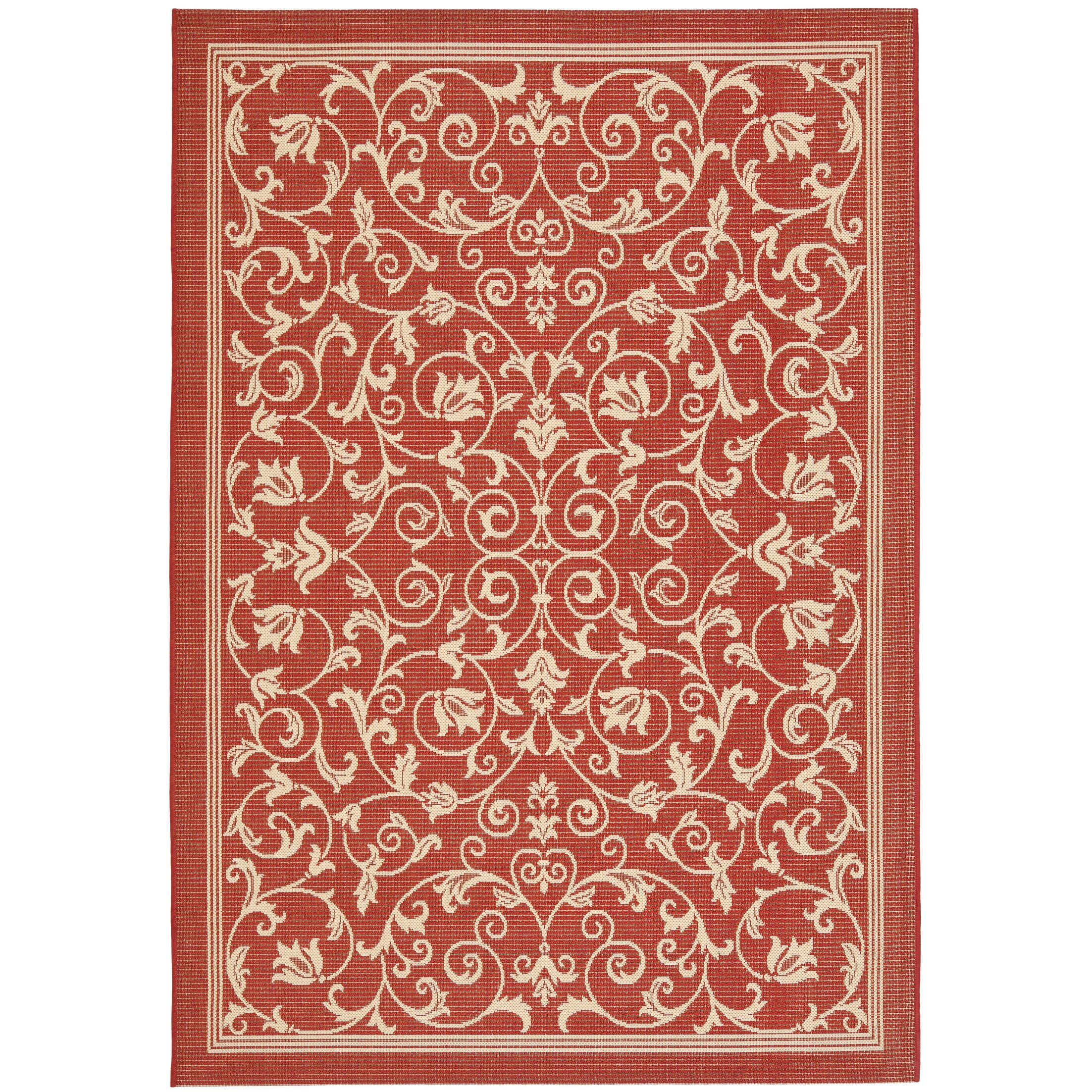 Bexton Natural Indoor/Outdoor Rug Rug Size: Rectangle 5'3