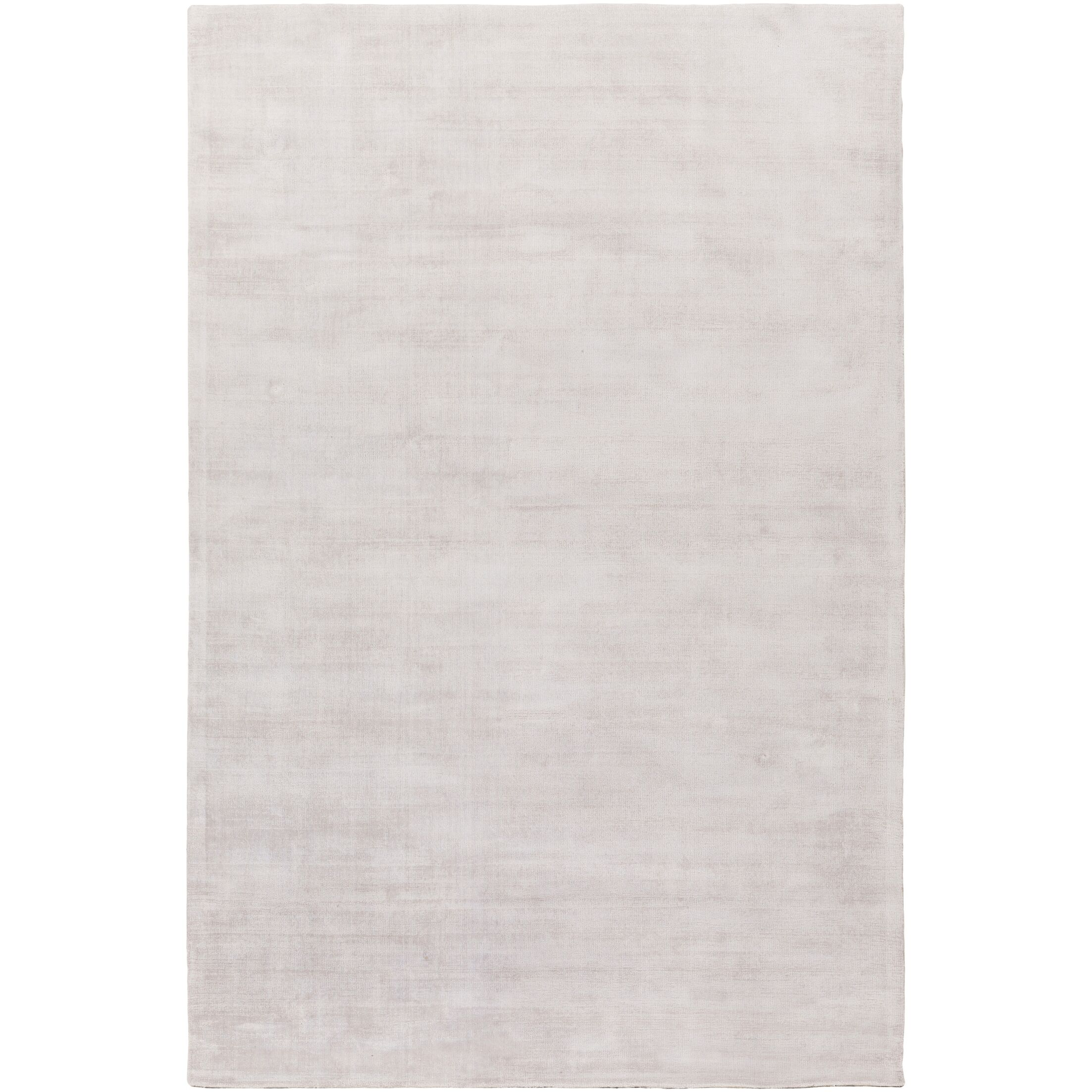 Goldston Hand-Loomed Taupe Area Rug Rug Size: Rectangle 9' x 13'