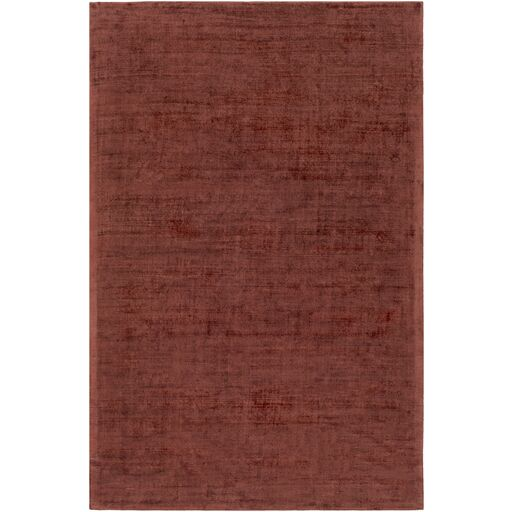 Goldston Hand-Loomed Brown Area Rug Rug Size: Rectangle 9' x 13'
