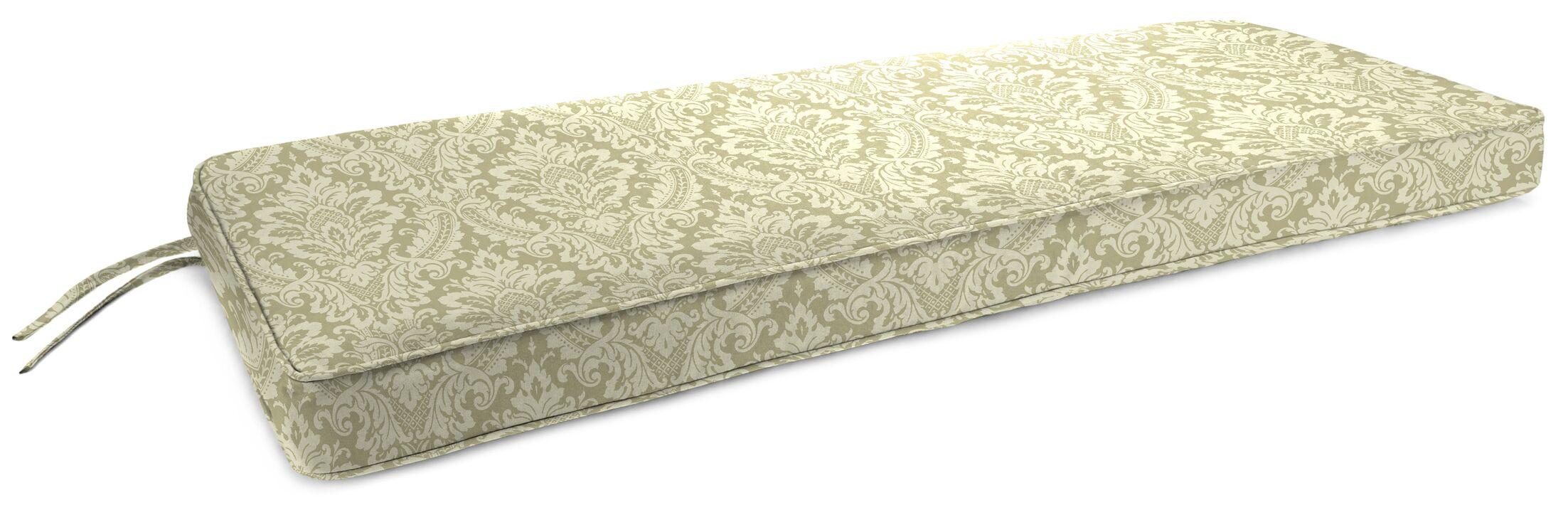 Indoor Bench Cushion Fabric: Donnington Linen