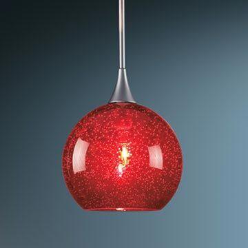 Carvalho 1-Light Globe Pendant Canopy/Bulb Type: 2