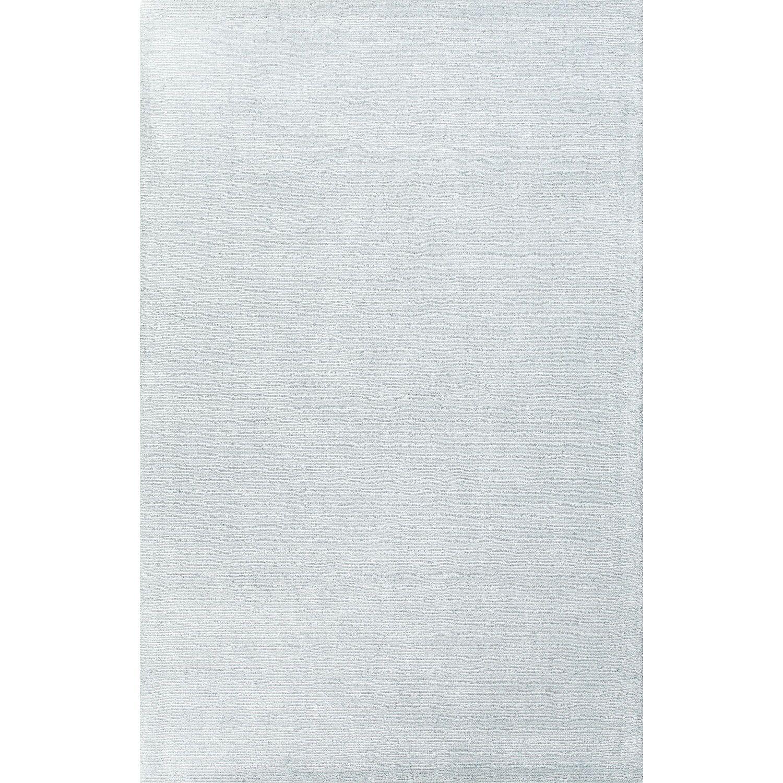 Windridge Blue Solid Area Rug Rug Size: Rectangle 9' x 13'