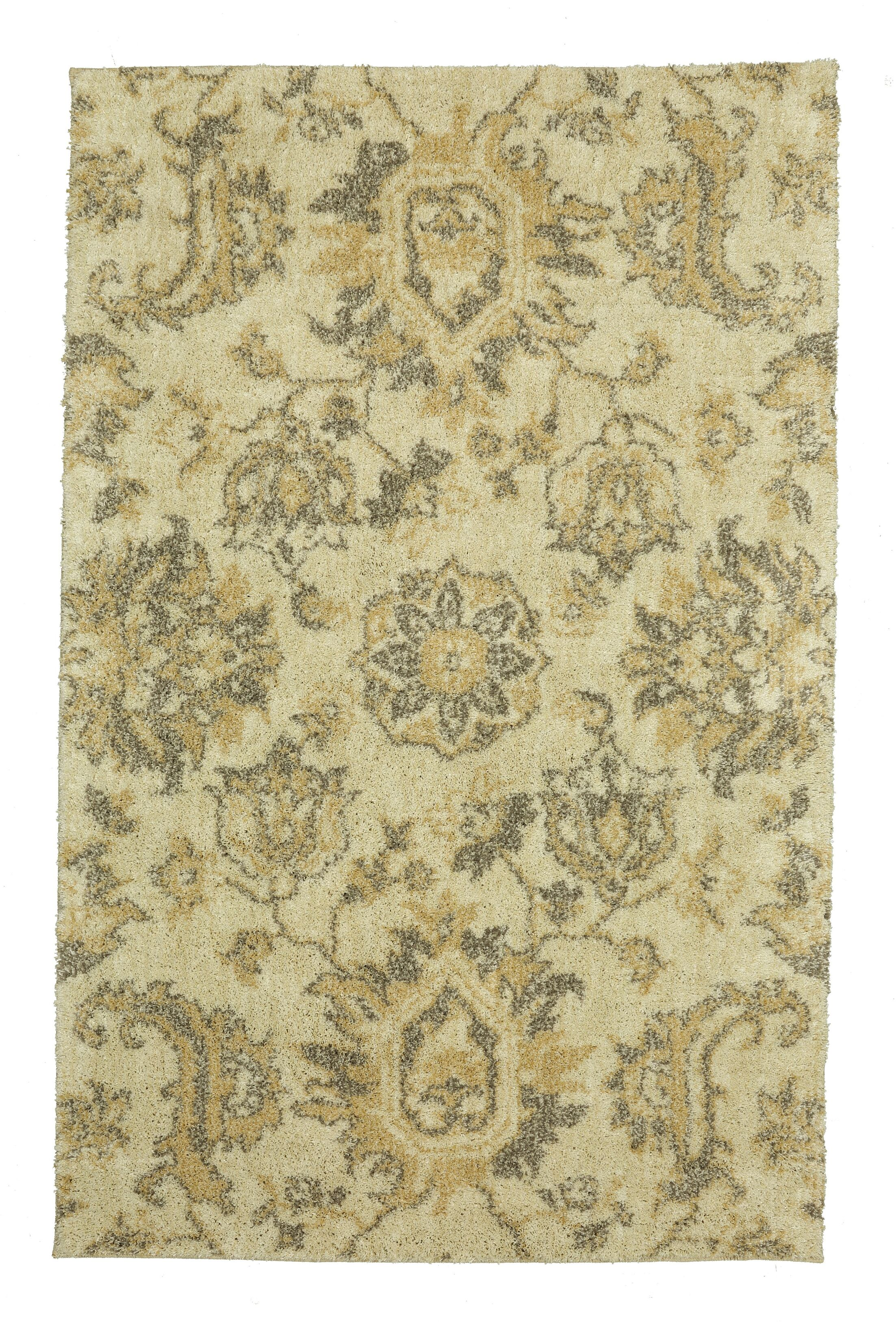 Dumbarton Beige Area Rug Rug Size: Rectangle 8' x 10'