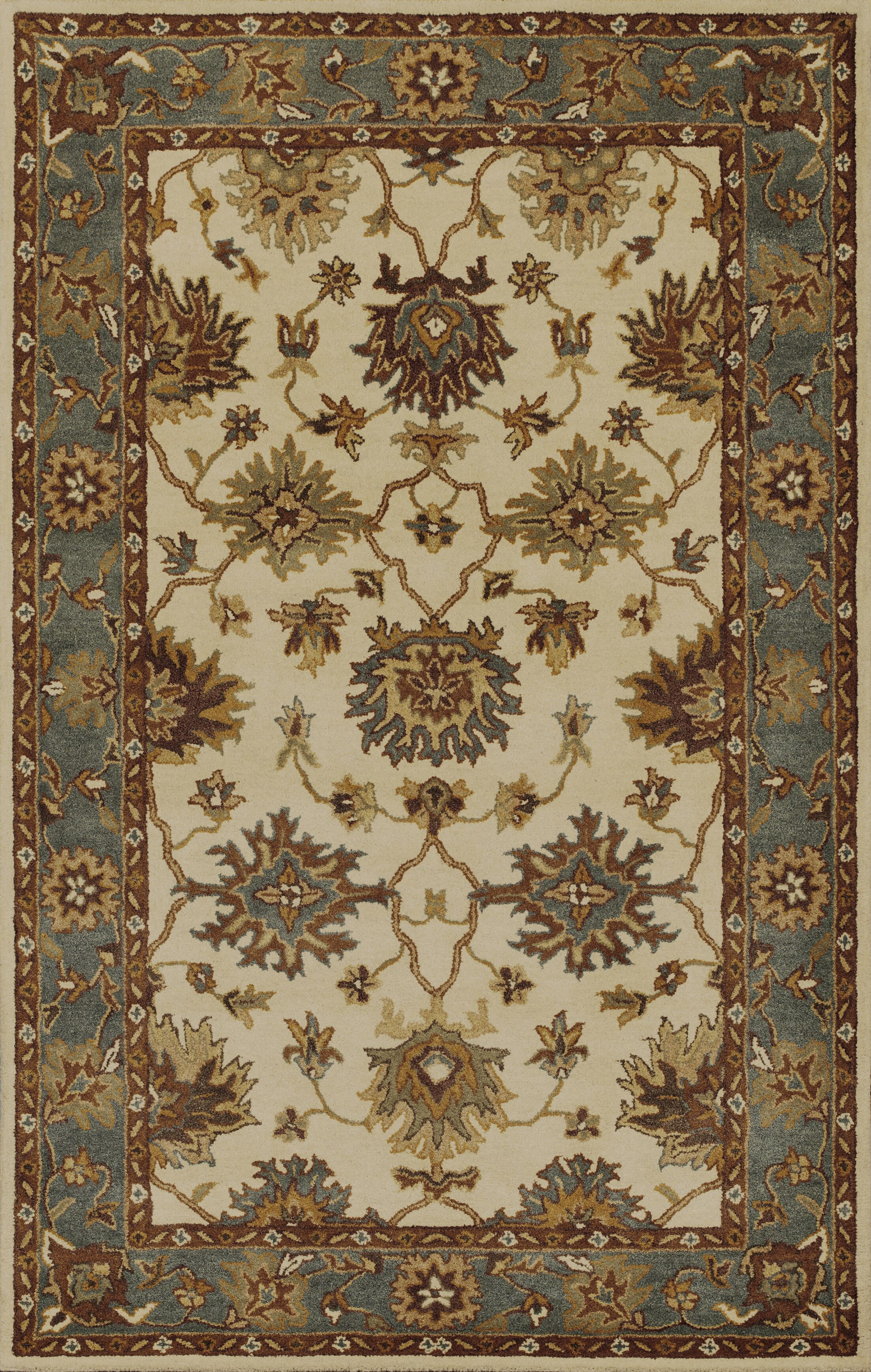 Auer Syria Area Rug Rug Size: Runner 2'3